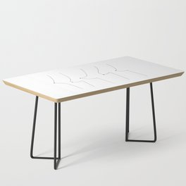 Perky Saggy Coffee Table