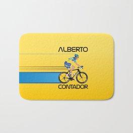 Alberto Contador Bath Mat