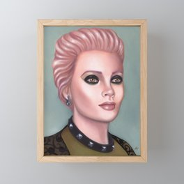 Georgina Framed Mini Art Print
