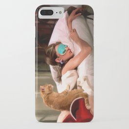 Audrey Hepburn #4 @ Breakfast at Tiffany's iPhone Case