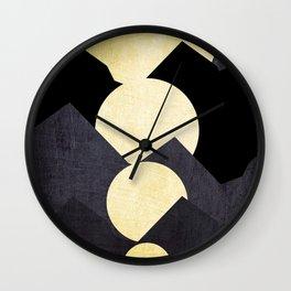 Full Moon (Luna) Wall Clock