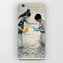 Washed Up iPhone Skin