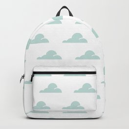 Cloudy Day Pattern 1 Backpack