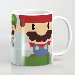 mario bros 2 fan art Coffee Mug