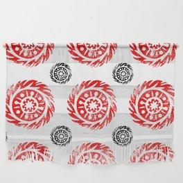 Sun mandala pattern Wall Hanging