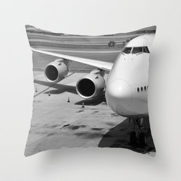 Aviation - II Throw Pillow