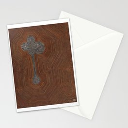 Medieval Scepter Stationery Cards