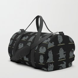 Schipperke Yoga Duffle Bag