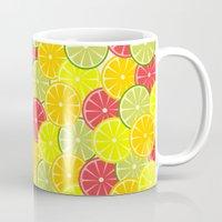 Summer fruits Mug