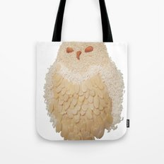 Owl Collage #4 Tote Bag