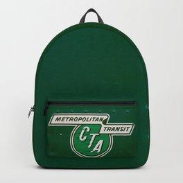 Chicago Transit Backpack
