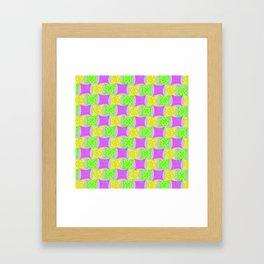 Pattern You Framed Art Print