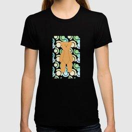 Tedy Bear Bonanza - Green T-shirt