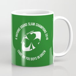 Ireland - Grand Slam Champions 2018 Coffee Mug