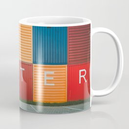 Amsterdam Noord Containers Coffee Mug