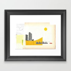 Rehabit 3 Framed Art Print