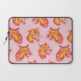 Tigerpop pattern Laptop Sleeve
