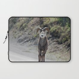 Wild Ram Photography Print Laptop Sleeve