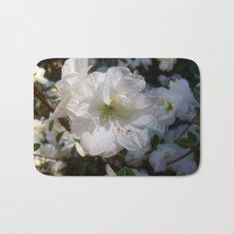 Joyful Camellias Bath Mat