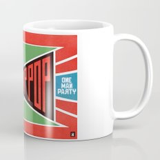 One Man Party Mug