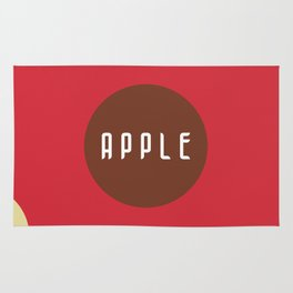 Apple Bites Rug