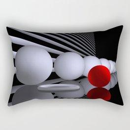 opart imaginary -5- Rectangular Pillow