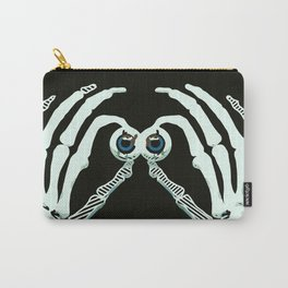 Googly Halloween Carry-All Pouch