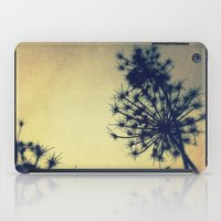 lace iPad Cases featuring Lace by Olivia Joy StClaire