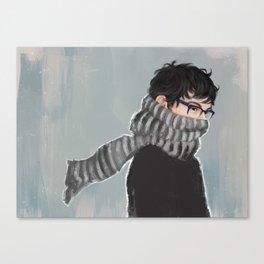 Yuuri Canvas Print