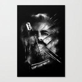 Plata O Plomo Canvas Print