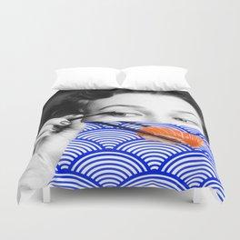 Sushism Duvet Cover