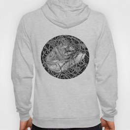 Fox and Thorns Hoody