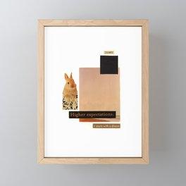 It Starts With A Dream Framed Mini Art Print