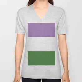 Genderqueer Pride Unisex V-Neck