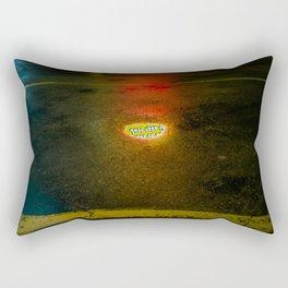 Just Take Rectangular Pillow