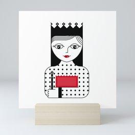 Anna Mini Art Print
