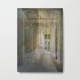 Empty Spaces Metal Print