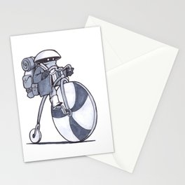 Courier Kid Stationery Cards
