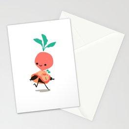 Adventurer Raphanus Stationery Cards