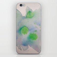 Lime Burst iPhone & iPod Skin