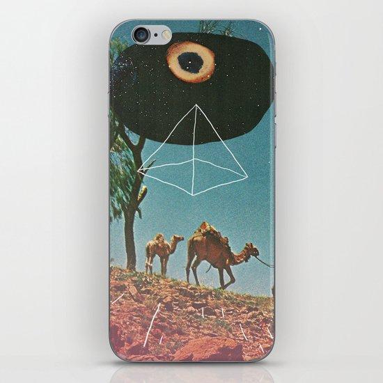 Desert Guide iPhone & iPod Skin