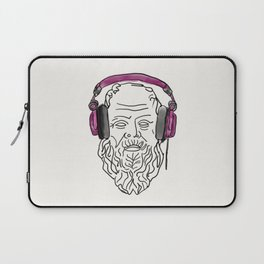 Listen to the master Laptop Sleeve