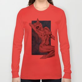 Titties and Kitties Long Sleeve T-shirt