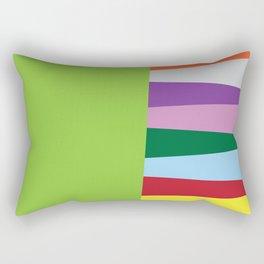 Pannonian Plain Rectangular Pillow