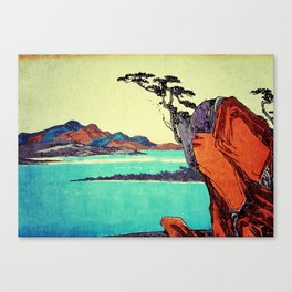 Waking from Winter Canvas Print