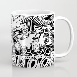 Fuck Trump World Coffee Mug