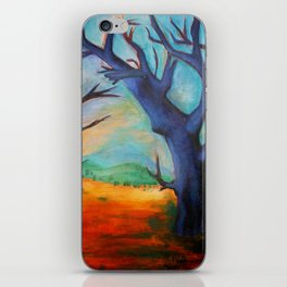 Prairie  iPhone Skin