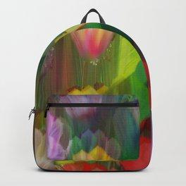 Delicate Flower Garden #2 Backpack