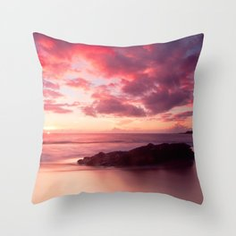 Sunset Sessions Throw Pillow