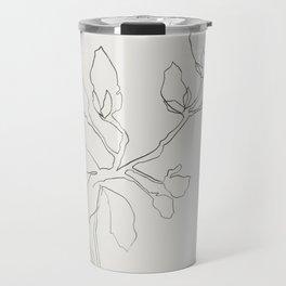 Floral Study No. 3 Travel Mug